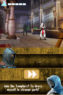 Assassin's Creed: Altair's Chronicles Screenshots