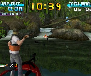 SEGA Bass Fishing Chat