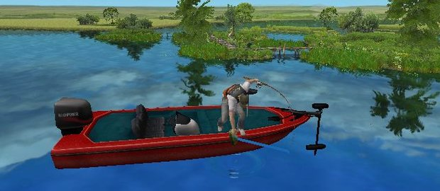 SEGA Bass Fishing News