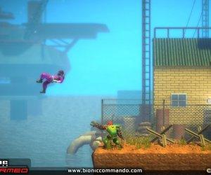 Bionic Commando Rearmed Chat