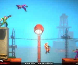 Bionic Commando Rearmed Screenshots