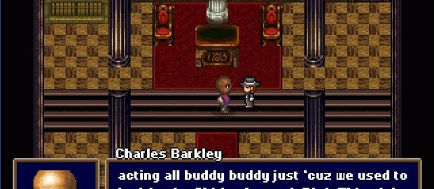 Barkley Shut Up and Jam: Gaiden News