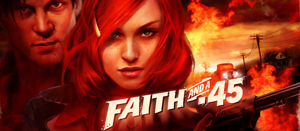 Faith and a .45 News