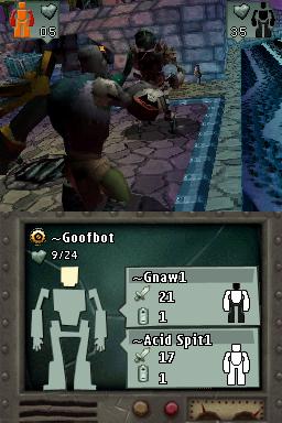 Monster Lab Screenshots