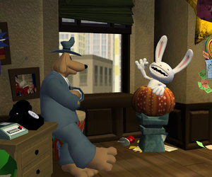 Sam & Max Episode 203: Night of the Raving Dead Chat