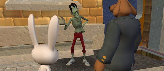 Sam & Max Episode 203: Night of the Raving Dead News