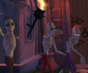Sam & Max Episode 203: Night of the Raving Dead Files
