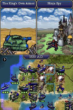 Sid Meier's Civilization Revolution Screenshots