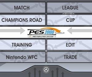 Pro Evolution Soccer 2008 Chat