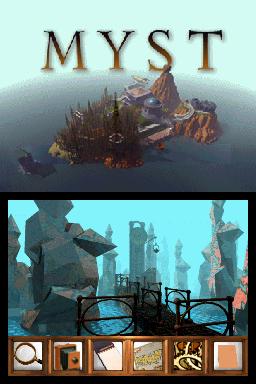Myst Screenshots