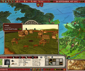 Europa Universalis: Rome Screenshots
