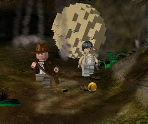 LEGO Indiana Jones: The Videogame Files