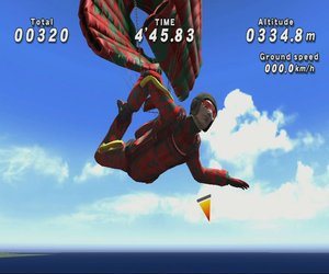 Go! Sports Skydiving Screenshots