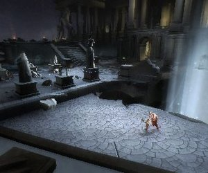 God of War: Chains of Olympus Chat