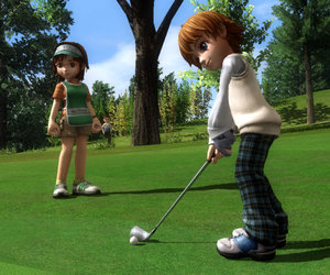 Hot Shots Golf: Out of Bounds Chat