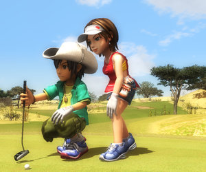 Hot Shots Golf: Out of Bounds Screenshots