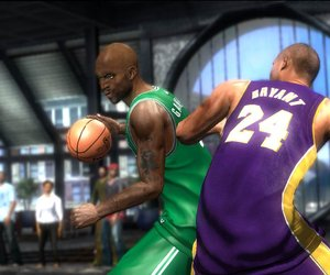 NBA Ballers: Chosen One Screenshots