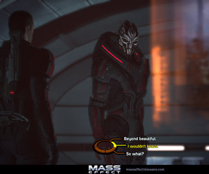 Mass Effect Screenshots