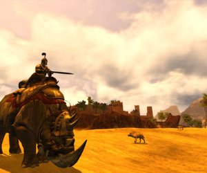 Age Of Conan: Hyborian Adventures Screenshots