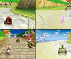 Mario Kart Wii Chat