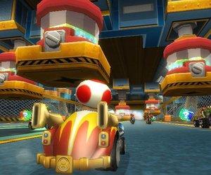 Mario Kart Wii Chat