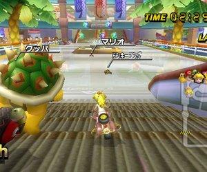 Mario Kart Wii Screenshots