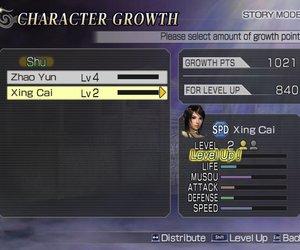 Warriors Orochi Chat