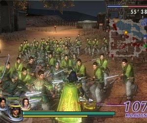 Warriors Orochi Screenshots