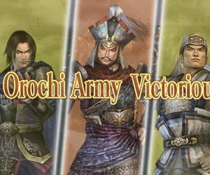 Warriors Orochi Chat