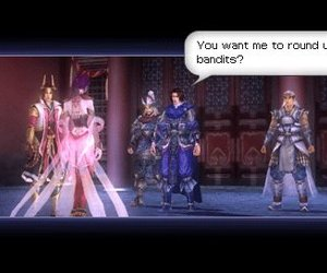 Warriors Orochi Files
