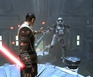 Star Wars: The Force Unleashed Screenshots