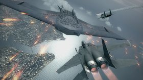 Ace Combat 6: Fires of Liberation Screenshot from Shacknews