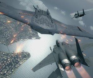 Ace Combat 6: Fires of Liberation Screenshots
