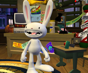 Sam & Max Episode 204: Chariots of the Dogs Files