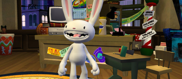 Sam & Max Episode 204: Chariots of the Dogs News