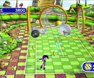 Sega Superstars Tennis Chat
