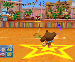Sega Superstars Tennis Files