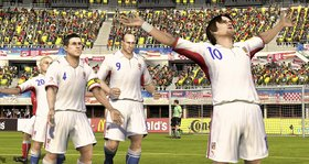 UEFA Euro 2008 Screenshot from Shacknews