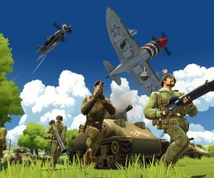 Battlefield Heroes Screenshots