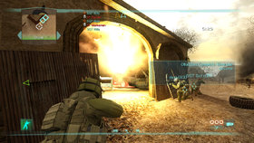 Tom Clancy's Ghost Recon Advanced Warfighter 2 Screenshot from Shacknews