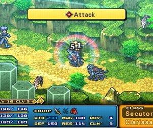 Wild ARMs XF Screenshots