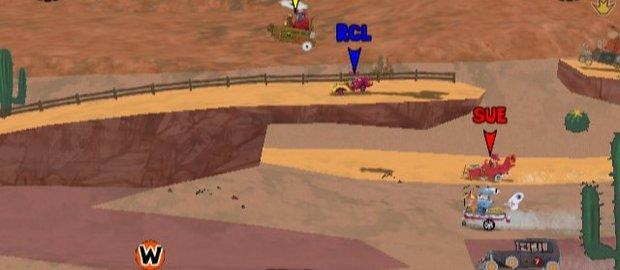 Wacky Races: Crash & Dash News