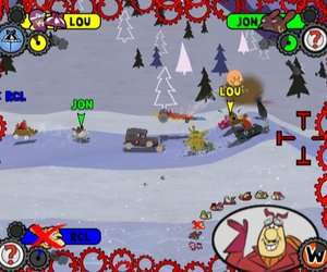 Wacky Races: Crash & Dash Screenshots