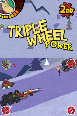 Wacky Races: Crash & Dash Videos