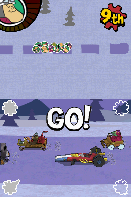 Wacky Races: Crash & Dash Screenshots