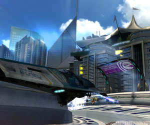 Wipeout HD Screenshots