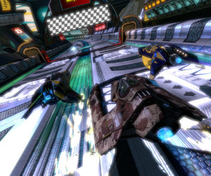 Wipeout HD Chat