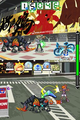 The World Ends With You Screenshots