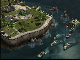 Command and Conquer Red Alert 3 Screenshot from Shacknews