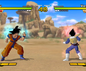 Dragon Ball Z: Burst Limit Screenshots